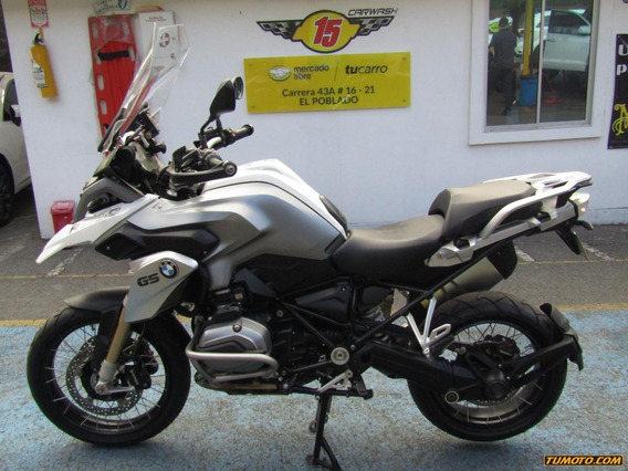 Bmw R 1200 Gs K50 Ganga