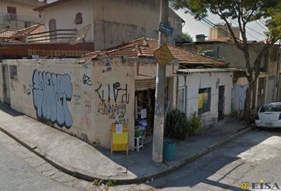 Vila Gustavo, Terreno De Esquina Com 210 M², Excelente Localização Confira! - Et4175