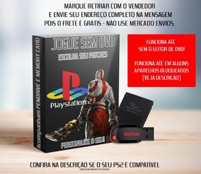 Kit Opl Pendrive 32 Ps2 Personalizado Jogos + 7000