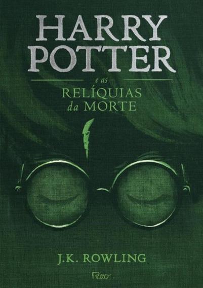 Harry Potter E As Reliquias Da Morte - Capa Dura
