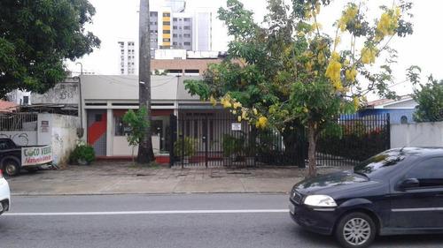 Casa Com 6 Dormitórios À Venda, 1600 M² Por R$ 5.000.000,00 - Aldeota - Fortaleza/ce - Ca0703