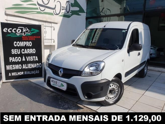 Renault Kangoo Express 1.6 16v (flex) Flex Manual