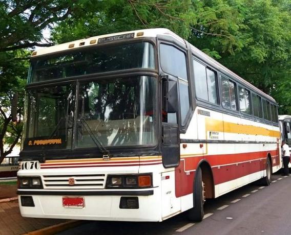 Ônibus Busscar Jumbus 360 Scania K360 Fretamentos Único Dono