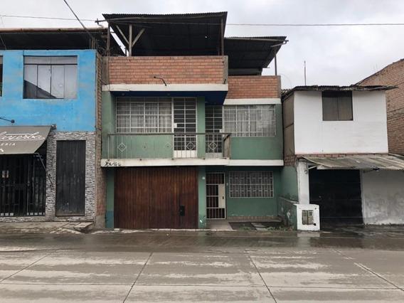 Venta De Casa 140 M2 En Villa El Salvador
