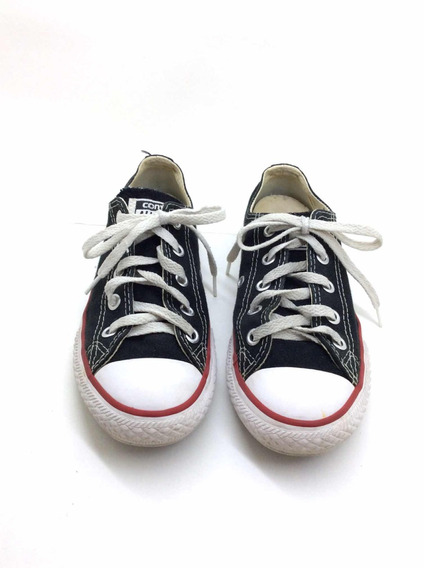 Tênis Inf. Fem. All Star Converse Tam. 29 Seminovo