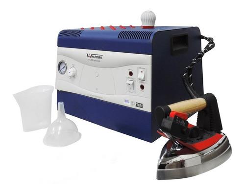 Imagem 1 de 7 de Mini Caldeira Semi Industrial Com Ferro 5l Westman