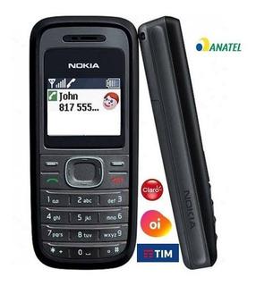 Celular Nokia 1208 Desbloqueado Celular Para Idoso