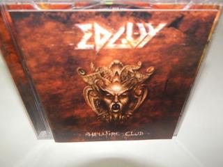 Edguy Cd Hellfire Club Avantasia Hammerfall Dist0 Primal Fea