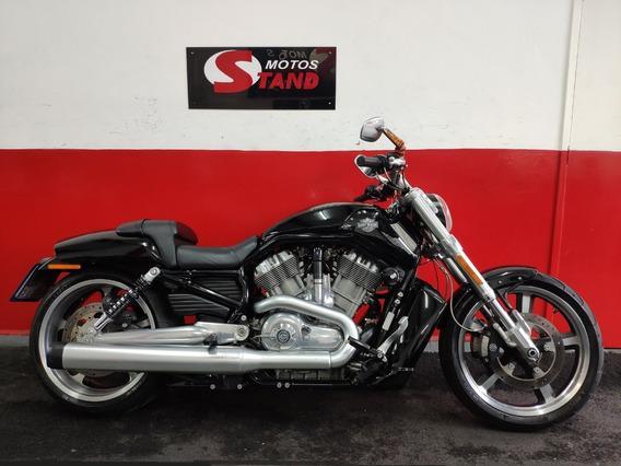 Harley Davidson Vrscf V-rod V Rod Vrod Muscle Abs 2015 Preta