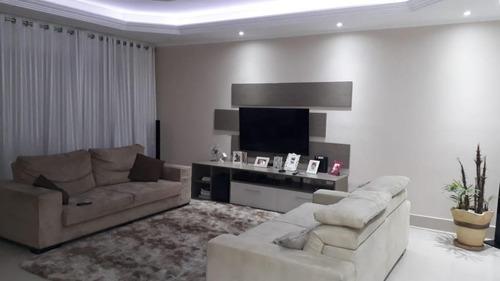 Casa Com 3 Dormitórios À Venda, 300 M² Por R$ 1.720.000 - Mooca - São Paulo/sp - Ca0568