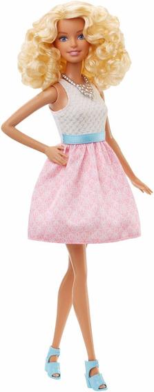 Barbie Fashionistas - Powder Pink #14 - Dgy54 - Mattel