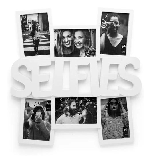 Painel De Fotos Selfie Branco Ludi
