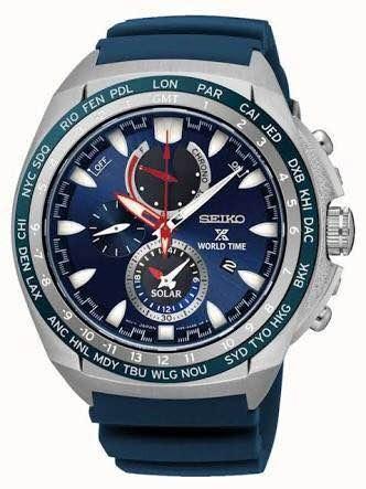 Relógio Seiko Prospex Sea Chronograph Ssc489p1