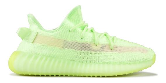 Tenis adidas® Yeezy Boost 350 V2 Glow [100% Originales]
