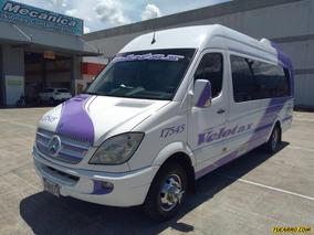 Autobuses Microbuses Mercedes Benz Sprinter