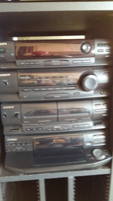 Sony Lbt-555 (sem Caixas)