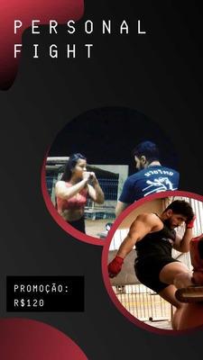 Personal Fight E Treinamento Funcional Em Campo Grande