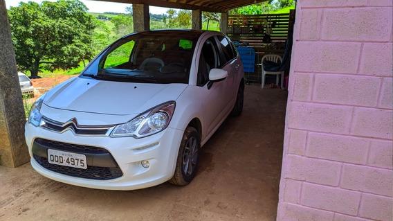 Citroën C3 1.2 - Baixa Km - Muito Econômico - Abaixo Da Fipe