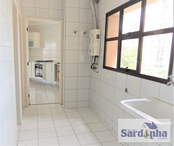 Apartamento Em Jardim Monte Kemel - São Paulo - 2394