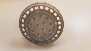 Lamparas Led Ar111 Aluminio. Luz Fria. 100w Potencia