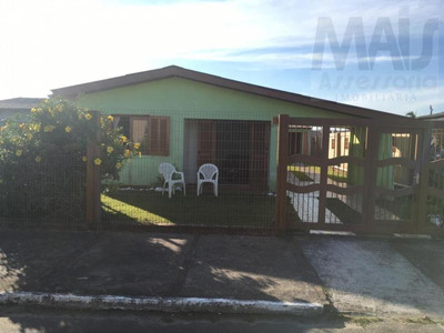 Casa Para Venda Em Tramandaí - Jvcs163