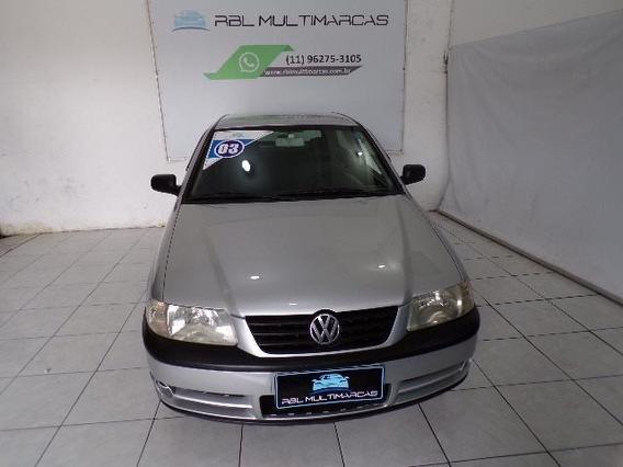 Volkswagen Gol 1.0 Mi Plus 8v Gasolina 2p Manual G.iii