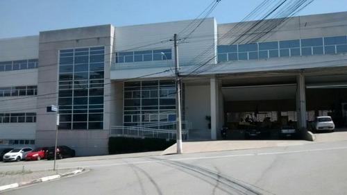 Galpão, 2800 M² - Venda Por R$ 11.500.000,00 Ou Aluguel Por R$ 65.000,00/mês - Polo Industrial Granja Viana - Cotia/sp - Ga0076