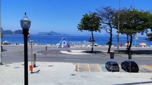 Imagem 1 de 24 de Apartamento À Venda, 4 Quartos, 1 Suíte, 2 Vagas, Copacabana - Rio De Janeiro/rj - 7353