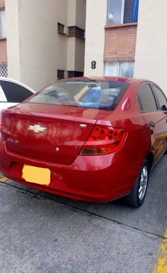 Chevrolet Sail Lt Sedan 2016
