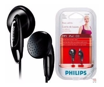 Fone De Ouvido Philips Shei360 - Mp3 Mp4 iPhone Headphone