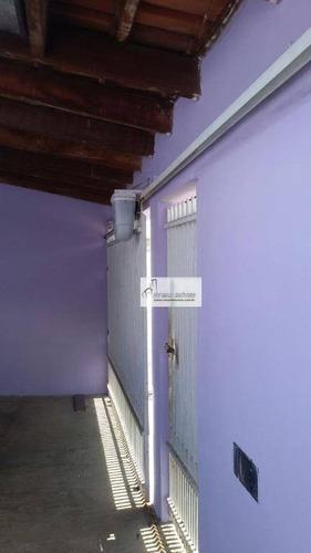 Casa Com 2 Dormitórios À Venda, 92 M² Por R$ 230.000,00 - Jardim Wanel Ville V - Sorocaba/sp - Ca2056