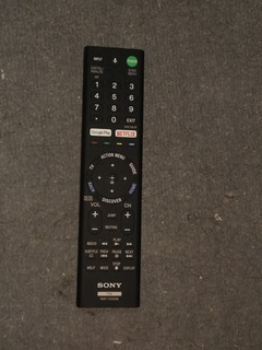 Control Remoto Búsqueda X Voz Sony Original Smart Tv 4k