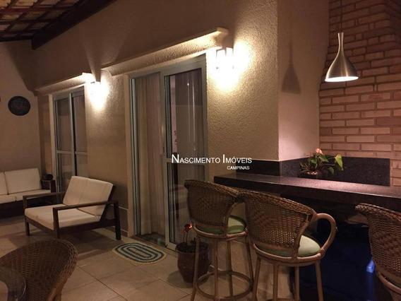 Casa À Venda, 175 M² Por R$ 848.000 - Chácara Primavera - Campinas/sp - Ca0330