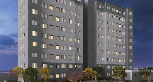 Imagem 1 de 10 de Compre Seu Apartamento Em Lançamento No Forte São Mateus Com 40,20 M²   Parque São Lourenço / São Paulo  Sp - Apl174335v