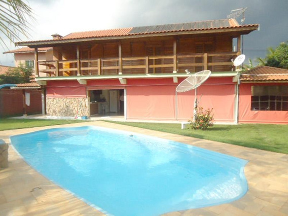 Casa Residencial À Venda, Batistada, Rio Das Pedras. - Ca0296