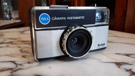 Câmera Antiga Instamac Kodak 155x