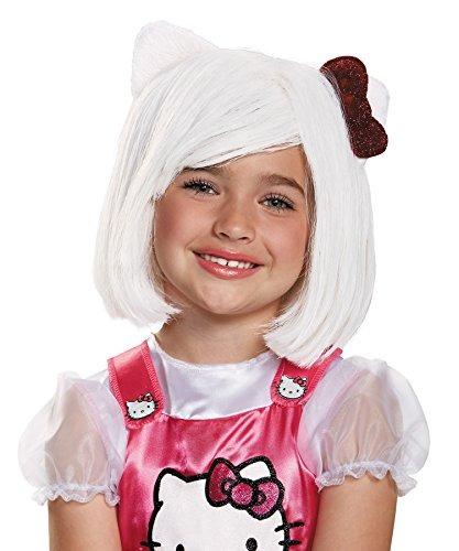 Accesorio Hello Kitty Wig Costume