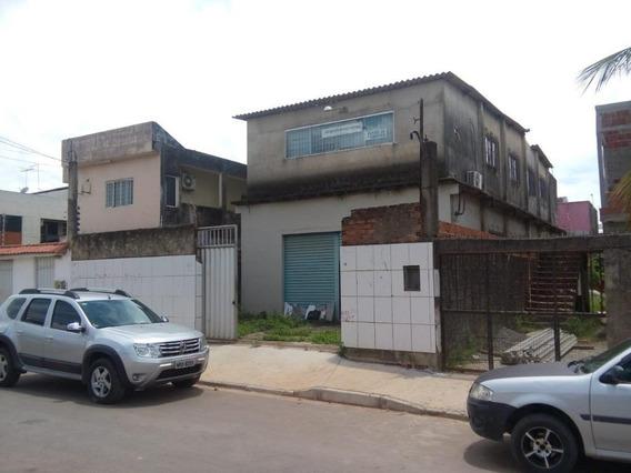 Salão Em Cidade Garapu, Cabo De Santo Agostinho/pe De 300m² À Venda Por R$ 800.000,00 - Sl166224