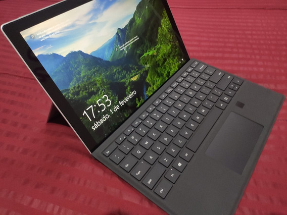 Microsoft Surface Pro 5 - I7 7660u - 16 Gb Ram - 512gb Ssd