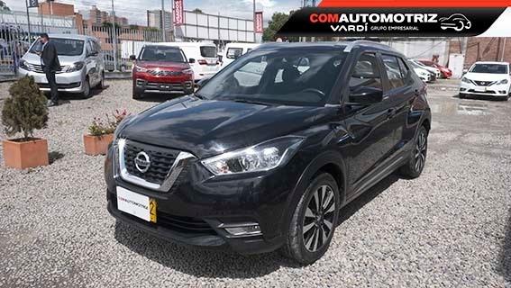 Nissan Kicks Advance Id38179 Modelo 2018