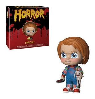 Funko 5 Stars Horror Chucky Muñeco Original Coleccionable