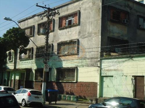 Área  Localizado(a) No Bairro Vila Belmiro Em Santos / Santos  - 5735