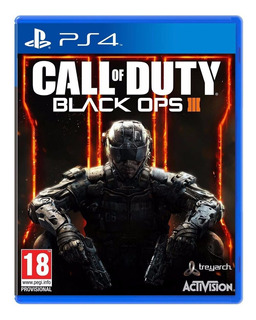 Call Of Duty Black Ops3 Ps4 Cd Fisico Original Palermo