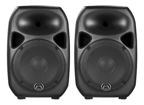 Wharfedale Pro Titan 12 D Bafle Activo 300w Clase D (par)