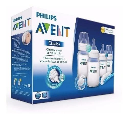 Set Philips Avent Recién Nacido Classic