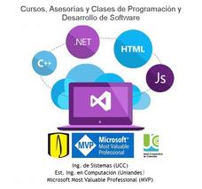 Cursos Asesorías Clases Programación Y Desarrollo Software