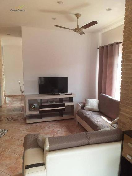 Casa Com 2 Dormitórios À Venda, 44 M² Por R$ 0 - Jardim Ype Iv - Mogi Guaçu/sp - Ca1459
