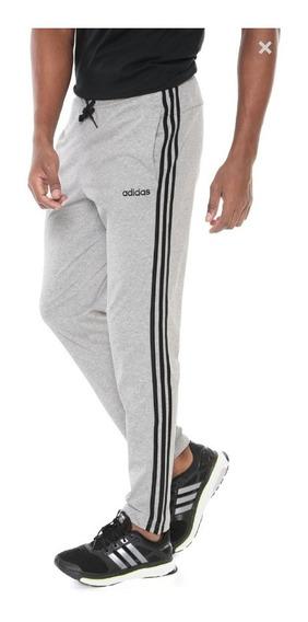 Calentador adidas Essentials 3 Stripes Gris, Talla L