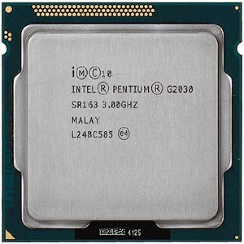 Pentium 1155 G2030 3.0ghz Dual Core O&m Sem Cooler