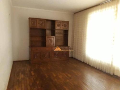 Casa Com 3 Dormitórios À Venda, 202 M² Por R$ 450.000 - Jardim Paulistano - Ribeirão Preto/sp - Ca2151